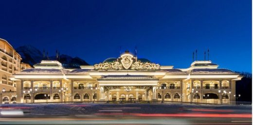 Largest Casino in Russia